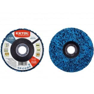 Абразивен диск СИЛИКОН КАРБИД,125x14mm,SiC, EXTOL PREMIUM