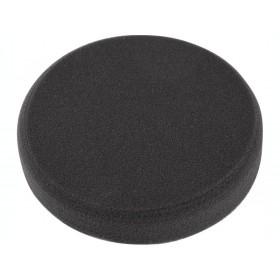 Диск за полирање, сунѓер T10, црн, ∅150x30mm, Velcro