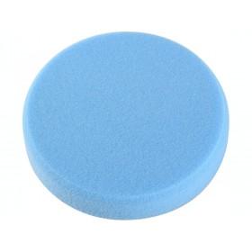 Диск за полирање сунѓер, T60, син, ∅150x30mm, Velcro