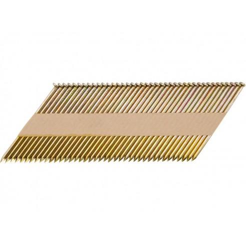 Клинци за пневматски заковувач, 480пар, 75mm, ∅3,05mm, EXTOL PREMIUM