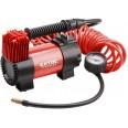 Авто компресор 12V, со прибор, 10,3bar, 2,9m кабел, 4,5m спирално црево,  EXTOL PREMIUM, CC 160