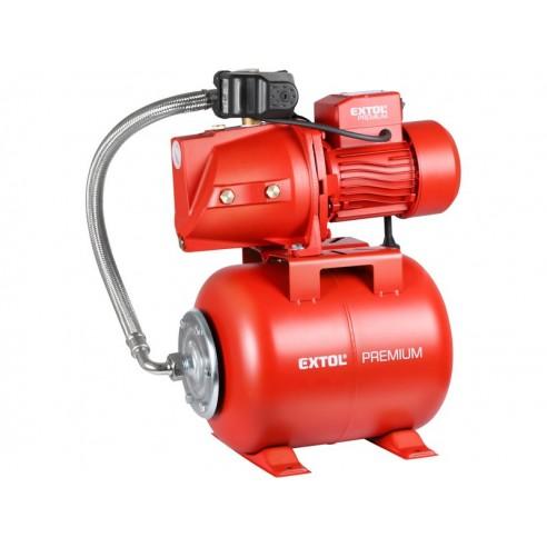 Хидрофор со боца под притисок 19l, 750W, 5270l/h